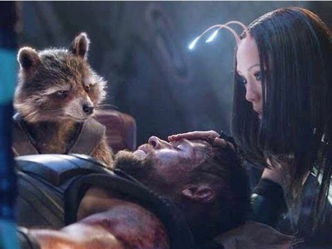 Menerka Keterlibatan Guardians Melawan Thanos di 'Avengers: Infinity War'