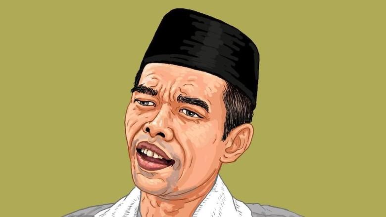 Saat Polda Diserang Teroris, UAS Ceramah di Kantor Gubernur Riau