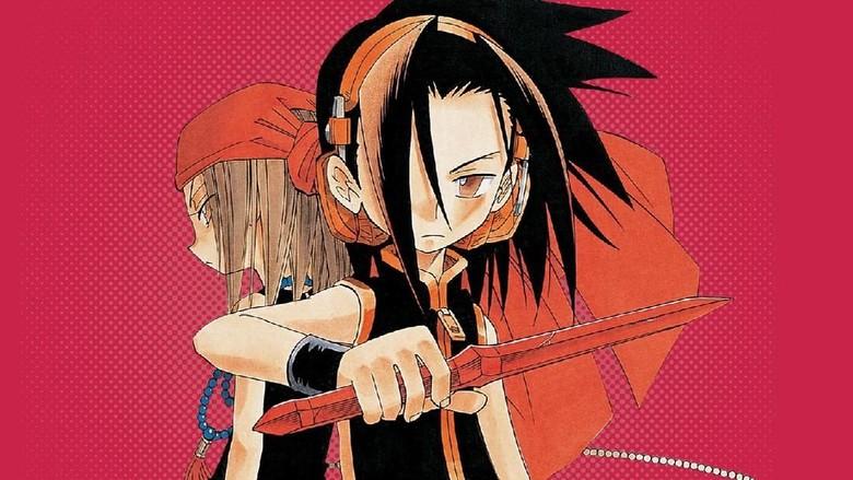 Penerbit Jepang Kodansha Pegang Lisensi Manga Shaman King