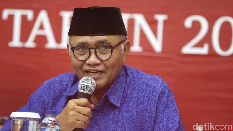 Alasan KPK Minta Jokowi Buat Perppu Pergantian Calon Kepala Daerah