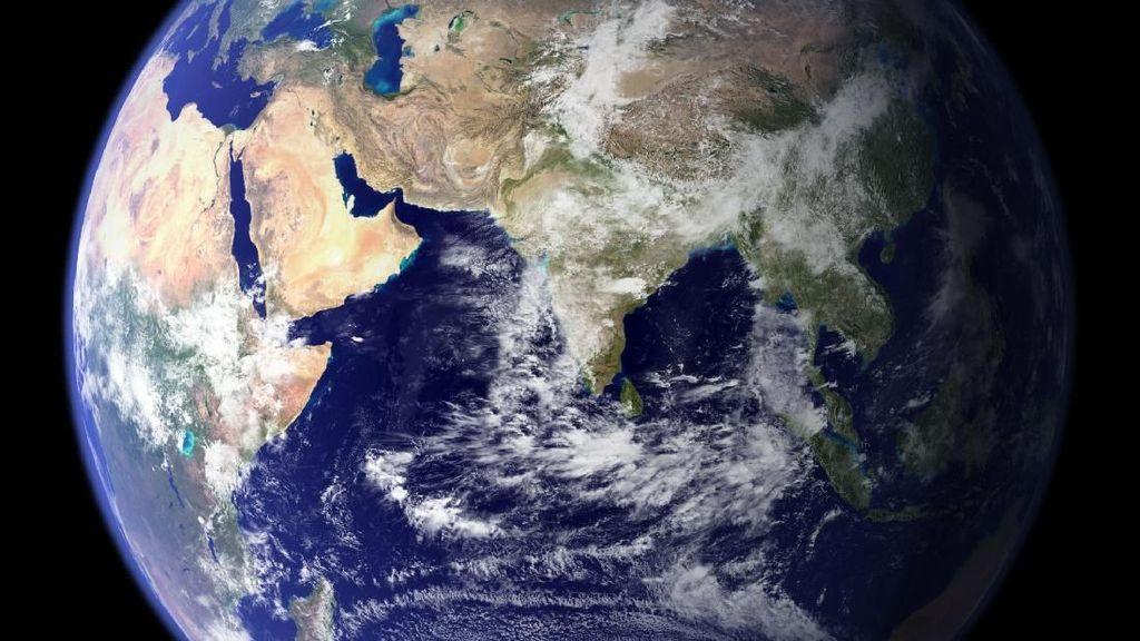 Mengapa Planet Bisa Berbentuk Bulat?