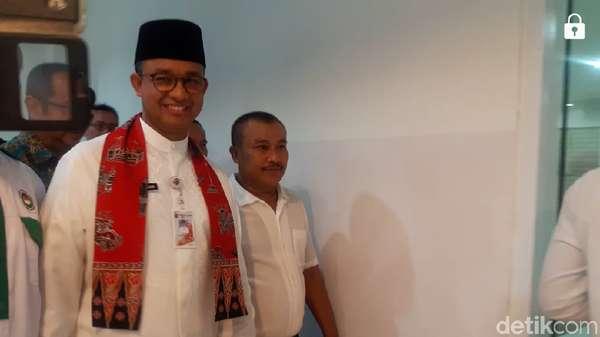 Anies Bantah Prabowo Minta Mahar: Duit dari Mana Saya?