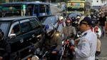 Kemacetan yang Menggila di Proyek Underpass Lebak Bulus