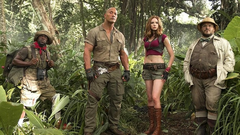 Sekuel Jumanji: Welcome to the Jungle Siap Digarap