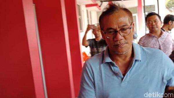 Tio Pakusadewo Senang Keluarganya Menemani saat Sidang