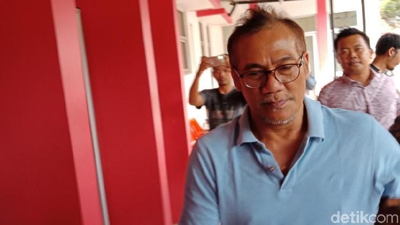 Tiba di RS Selapa Polri, Tio Pakusadewo Siap Jalani Rehabilitasi