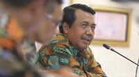 Mengintip Garasi Ketua MA Terpilih Muhammad Syarifuddin