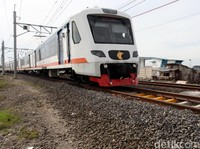 Rute Kereta Bekasi-Bandara Bandara Soetta Segera Dibuka