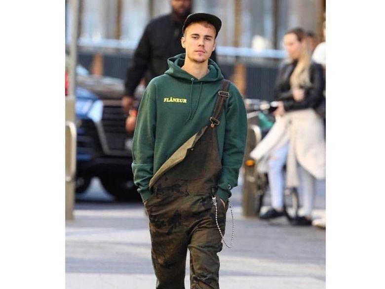 Justin Bieber sudah move on dari Selena Gomez. Foto: Instagram (Justin Bieber)