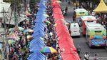 100 Hari Anies-Sandi dalam Jepretan Foto