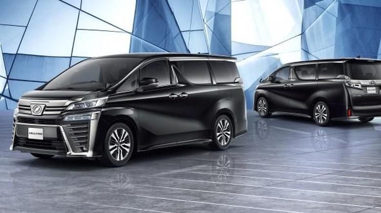 Toyota Alphard dan Vellfire Baru