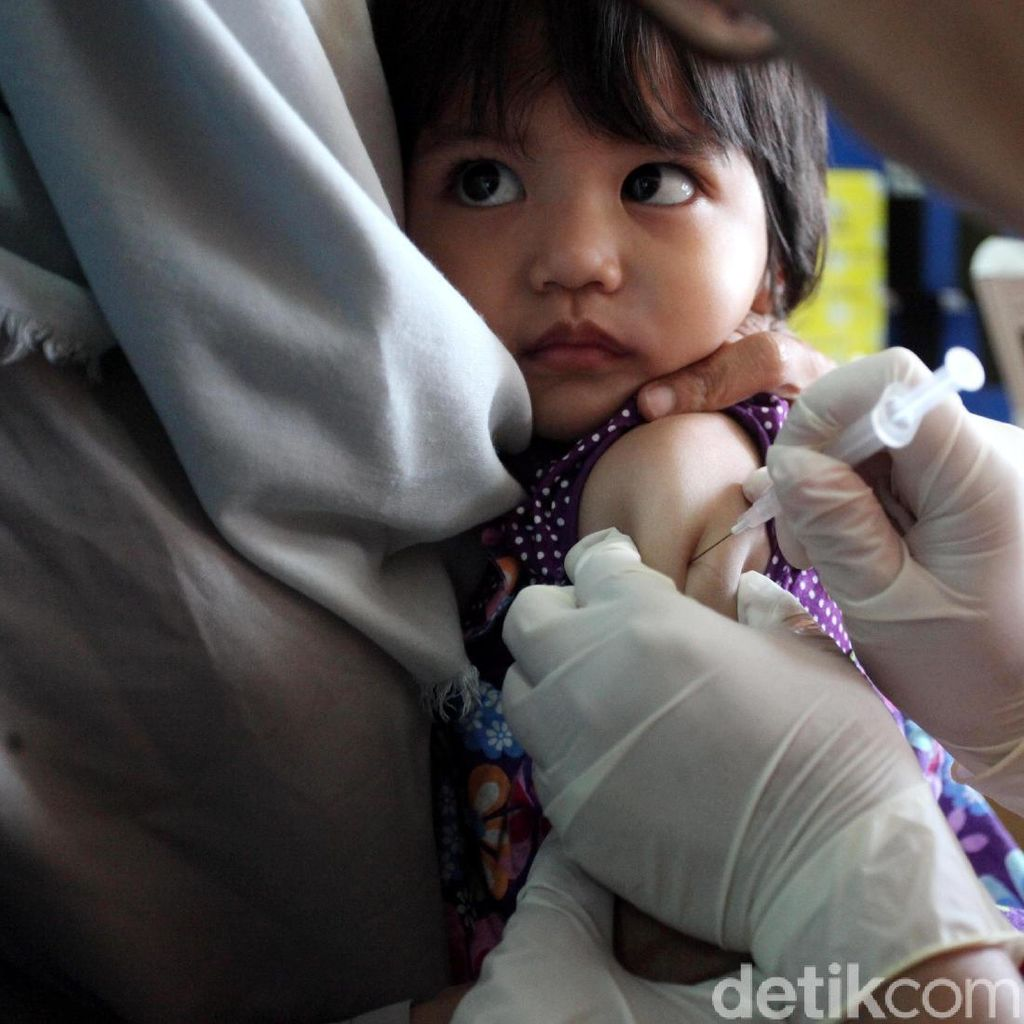 Soal Vaksin MR, Koalisi Dokter Muslim Sarankan Percaya pada Ahlinya