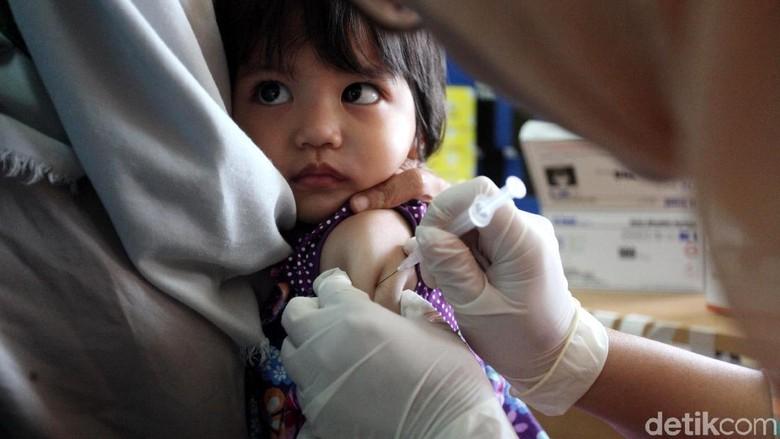Pentingnya Imunisasi untuk si Kecil/ Foto: Lamhot Aritonang