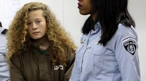 ABG Palestina yang Tampar Tentara Israel Masih Terus Ditahan