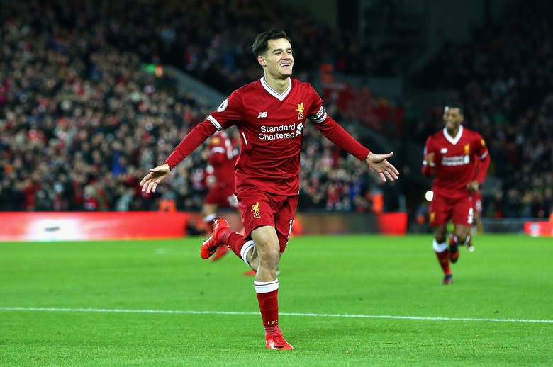 Philippe Coutinho. Foto: Jan Kruger/Getty Images