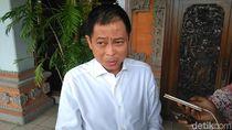 Bawa Keluarga, Menteri ESDM Liburan Tahun Baru di Bali