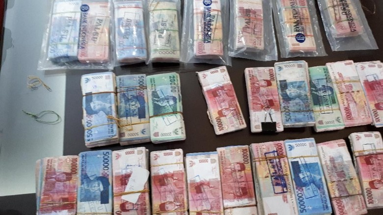 Peredaran Uang Palsu di Jember Naik 2,08 Persen
