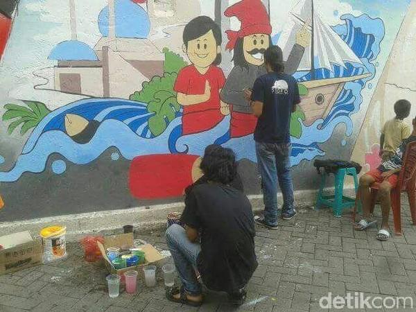 Usulan itu kemudian ditampung dan dikembangkan dengan melihat keberhasilan Kota Makassar menata lorong yang mampu memberikan nilai positif, dan meningkatkan keterlibatan masyarakat dalam menata lingkungan, ungkapnya. (Ibnu Munsir/detikTravel)