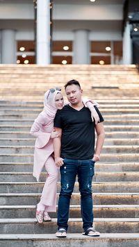 5 Kontroversi Pernikahan Angel Lelga-Vicky Prasetyo