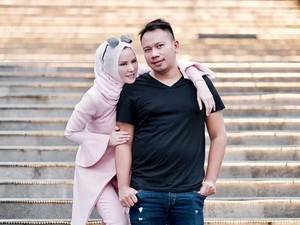 Pernyataan Plin-plan Vicky Prasetyo soal Nikah Siri dengan Angel Lelga