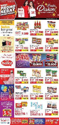 Promo Beli 2 Gratis 1 Minuman dan Snack di Transmart Carrefour