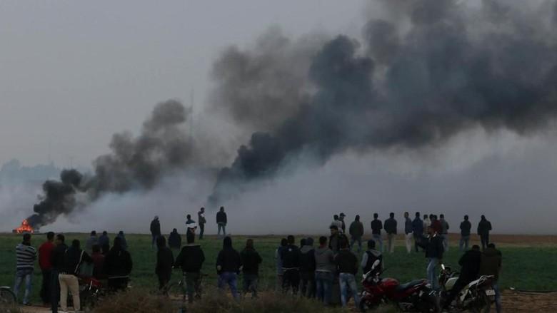 Pemuda Gaza Tewas dalam Bentrokan Terbaru dengan Tentara Israel