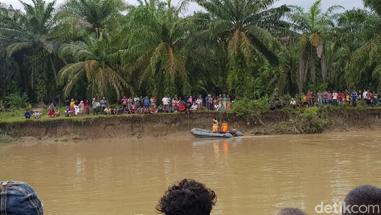 Seorang Warga Aceh Hilang Saat Mencari Kerang di Sungai Perelak Barat