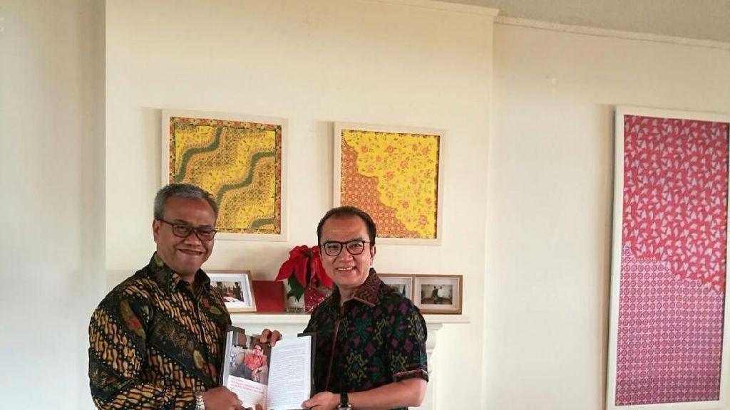 Melalui Pariwisata, Indonesia-Samoa Pererat Kerja Sama