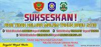 Baliho yang dipasang Polisi Syariah Aceh.