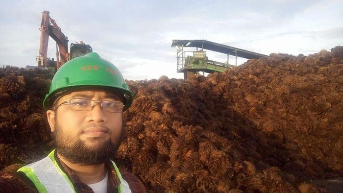 Foto: Dok. Pribadi facebook Ananda Setiyo Ivannanto