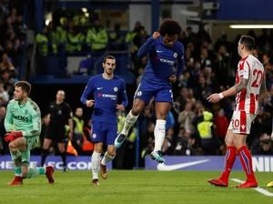 Chelsea Gilas Stoke 5-0