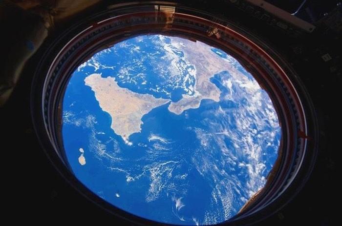 Salah satu foto luar angkasa yang dirilis NASA (Foto: NASA)