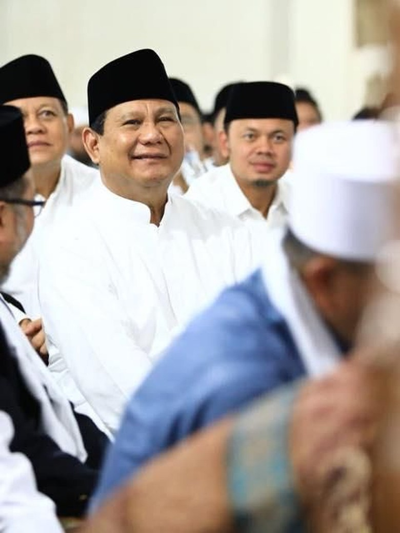 Anies Dicegah ke Podium Piala Presiden, Ini Respons Prabowo