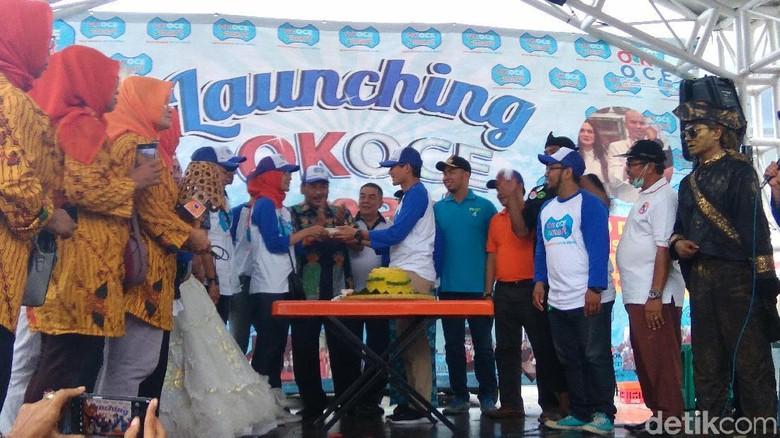 Resmikan OK OCE Smart, Sandi Harap Ribuan Lapangan Kerja Tercipta