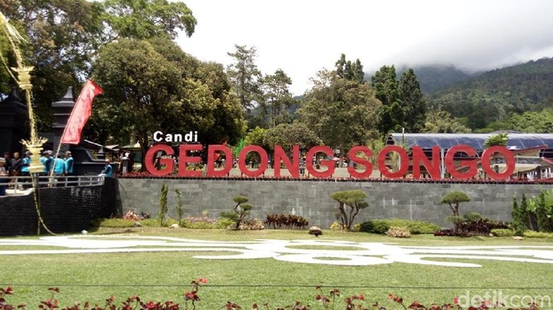 Kawasan obyek wisata Bandungan, Semarang