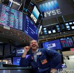 Tensi Geopolitik Mereda, Wall Street Menghijau