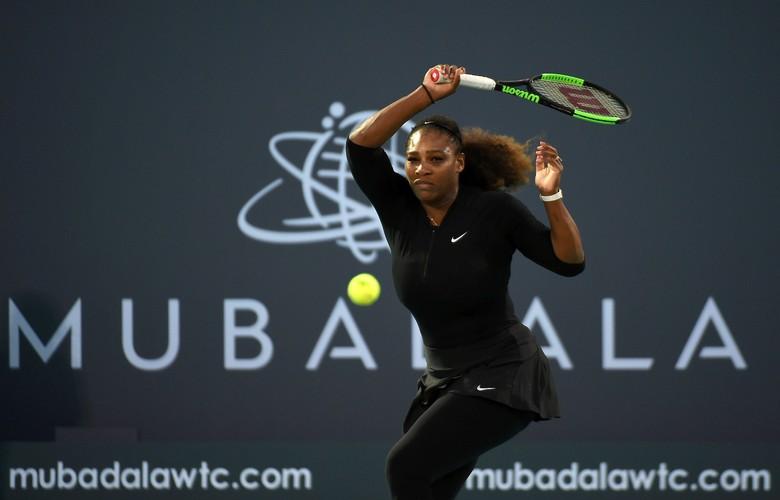 Serena Kalah di Laga Comeback Usai Melahirkan