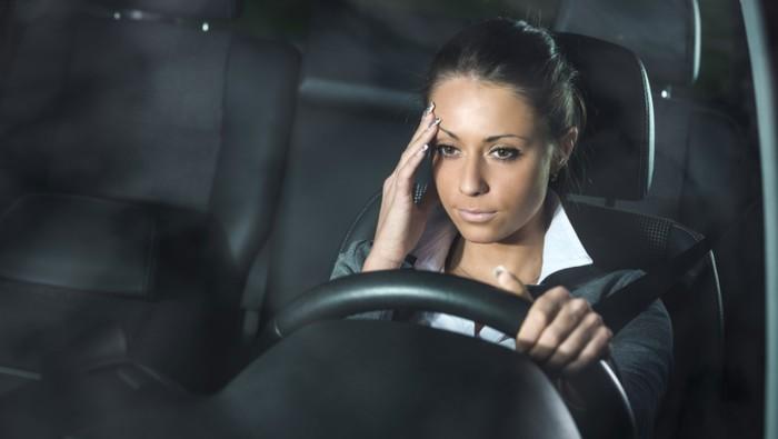 Tips agar tak mabuk di mobil