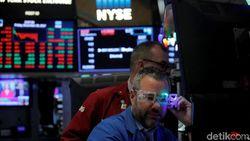 Kekurangan Stimulus Corona, Wall Street Tak Bergairah