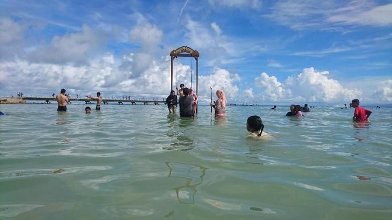 5 Aktivitas di Tanjung Lesung yang Tak Boleh Dilewatkan/Foto: (Muhammad Iqbal/detikTravel)