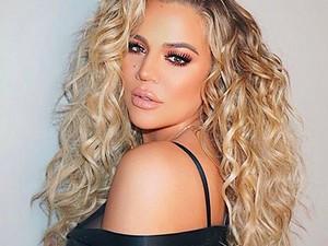 Agar Tetap Seksi Saat Hamil, Begini Olahraga Khloe Kardashian