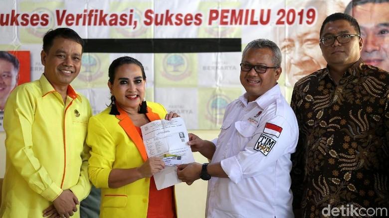 Partainya Tommy Soeharto Lolos Verifikasi Faktual Pemilu 2019