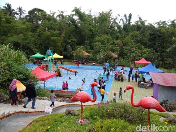 Kalau ini adalah Kids Water Park yang asyik buat wisata bareng anak (Ristu Hanafi/detikTravel)