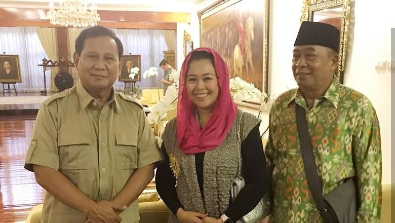 Cerita Yenny Wahid yang Sempat Ditawari Prabowo Maju Pilgub Jatim