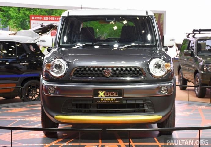 Xbee, Crossover Petualang Baru dari Suzuki