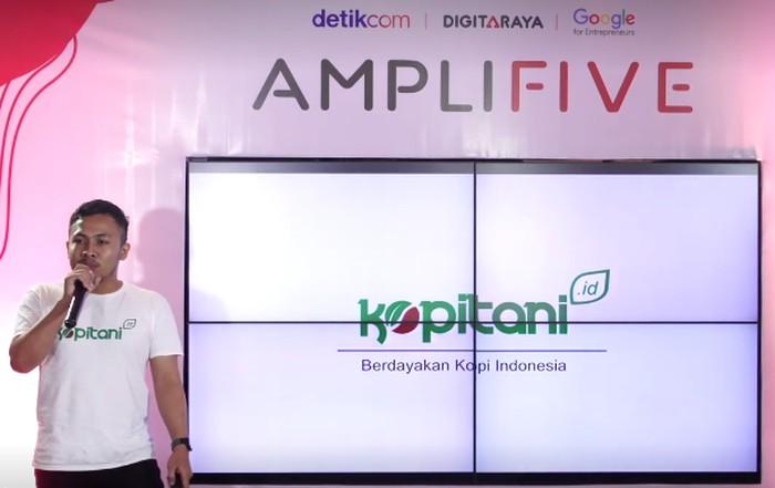Robi Kurniawan, co-founder Kopitani.id (Foto: 20detik)