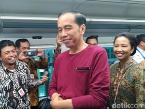 Jokowi dan Menhub Segera Bahas Keluhan Difabel soal Kereta Bandara