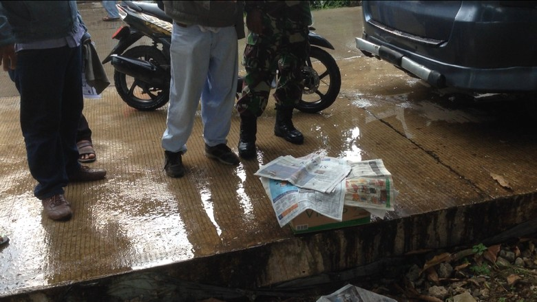 Mayat Bayi Ditemukan Mengambang di Kali Jati Pondok Kelapa
