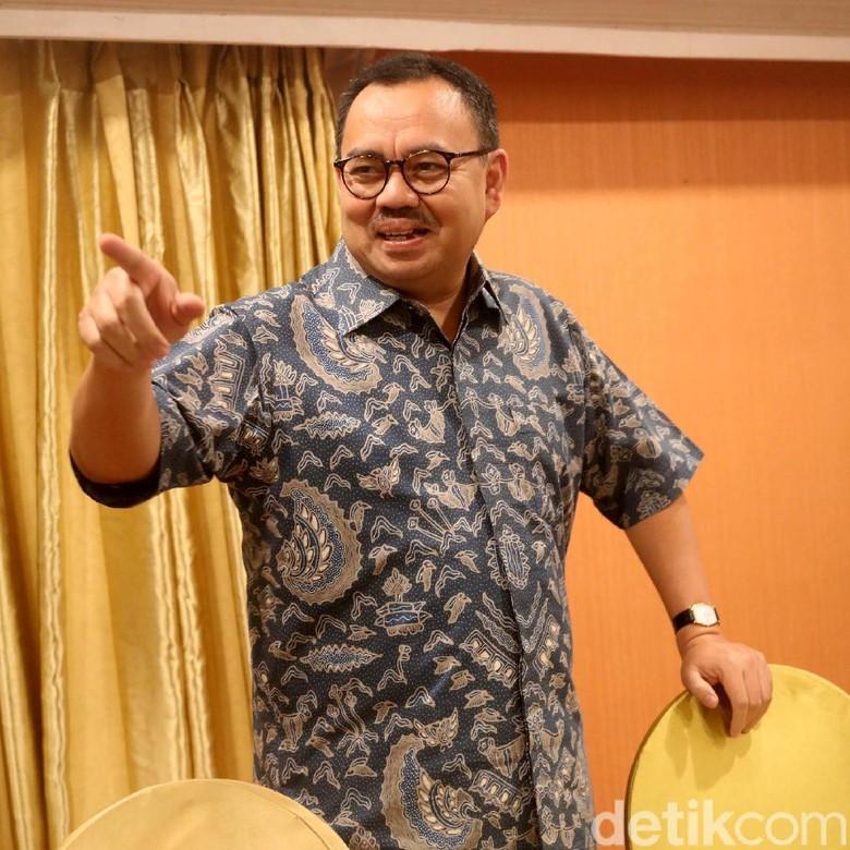 Sudirman Said Berusaha Perluas Koalisi Untuk Pilgub Jateng