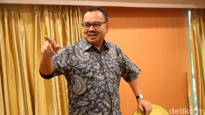 Sudirman Said Bicara Calon Wakilnya di Pilgub Jateng